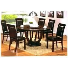 espresso round dining table espresso round dining table set espresso dining table set 7 round espresso