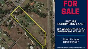 107 Wungong Road, Wungong, WA 6112 - Development Site & Land For Sale -  realcommercial