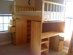 loft bed frame full size loft beds loft bed frame full size dresser full size loft