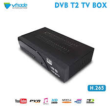 DVB-T/T2 Receiver, <b>Full HD 1080P</b> Terrestrial TV Set Top: Amazon ...