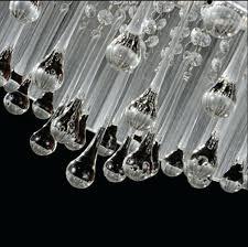 teardrop shaped crystal chandelier extraordinary glass crystals remarkable prisms raindrop design unique