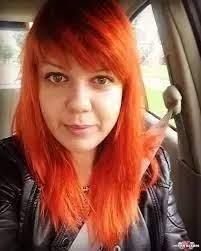 Real redhead crotch hair