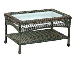 square wicker coffee table large round wicker coffee table woven genoa woven storage coffee table square