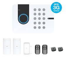 chuango small home security starter kit