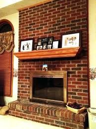 brick fireplace mantel ideas red brick fireplace red brick fireplace designs red brick fireplace mantel ideas
