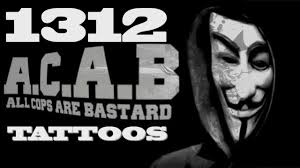 1312 Acab Tattoos