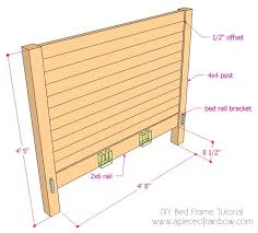 the key is to leave a tiny gap even 1 32 is enough between the 1 4 slats to allow room for wood movement more about wood movement in the diy headboard