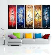 wall art sets set of 4 canvas designs large for living room