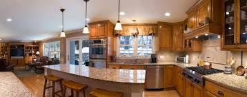 Kitchen And Family Room Designs Peenmedia Com