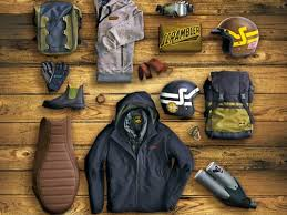 ducati scrambler apparel and accessories now available at the