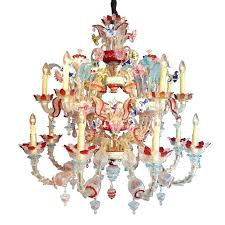 colored chandelier multi colored beats a really colored crystal chandelier prisms