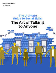 How To Talk To Anyone Ultimate Guide To Social Skills The Art Of Talking To Anyone