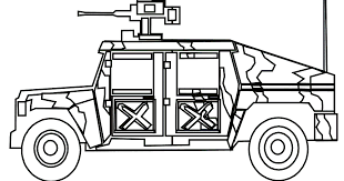 army cars coloring pages bgcentrum