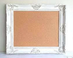 framed bulletin boards decorative best cork images on magnet farmhouse decor framed bulletin boards
