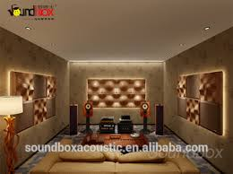 home theater acoustic wall panels. soundbox 100% recycle grp 3d cloud sound diffuser decorative acoustic wall panels for home theater