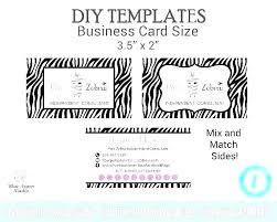 Free Punch Cards Template Lunch Punch Card Template