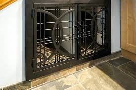 modern fireplace doors image of modern fireplace doors decor modern stainless steel fireplace doors