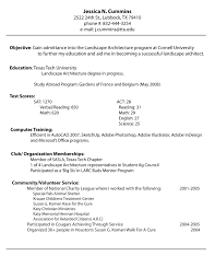 Resume How To Do Resume For Study