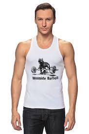 Майка классическая <b>Westside Barbell</b> Hoodie #2177233 по цене ...