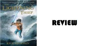 book review percy jackson the olympians the lightning thief graphic novel rick riordan