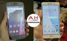 Phone Comparisons Moto Z Play Vs Honor 6x
