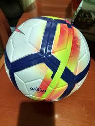 Обзор от покупателя на <b>Мяч футбольный NIKE</b> Ordem V PL ...