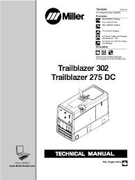 miller welder kohler hp wiring diagram miller auto wiring trailblazer302 le246322 welding engines on miller welder kohler 20 hp wiring diagram