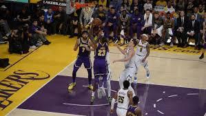 Basketball Score Chart Lebron James Eclipses Idol Michael Jordan To Go Fourth On