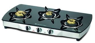 Gas Cooktop Glass Buy Bajaj Cgx9 Stainless Steel Cooktop Online At Low Prices In