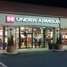 under armour outlet store. photo taken at under armour outlet by nic on 4/23/2012 store