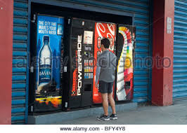 Vending Machine Theft Prevention Fascinating Vending Machines With CocaCola And Dasani Water Drinks With Stock