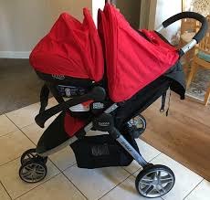 stroller car seat combos from 300 to 400 britax b agile b safe travel system
