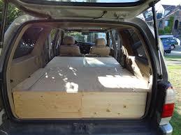 dwmckeehen's storage and sleeping platform - Toyota 4Runner Forum ...
