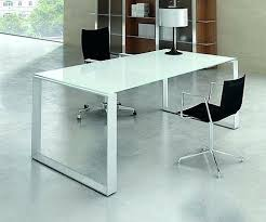 office desk cover. Desk Glass Cover Stylish White Office Amazing Top Furniture .