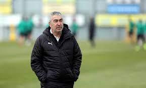 Bursaspor Samet Aybaba istifa etti