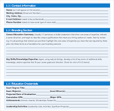 Resume Writing Template Free Awesome 28 Resume Writing Template Free Sample Example Format Download