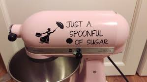 Pink Kitchen Aid Mixer Kitchenaid Stickers Etsy