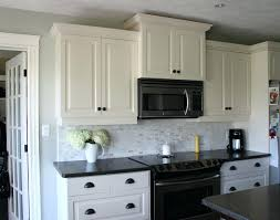 Full Size of Kitchen:dark Shaker Cabinets Black Countertops Small Kitchen  Remodeling Ideas Electric Range ...