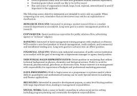 resume outline good objectives for resume killer objective for resume management objective
