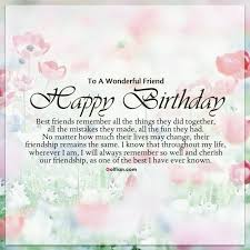 Beautiful Quotes For A Friend On Her Birthday Best Of True Best Friend Birthday Quotes Changes In Live Have No Matter
