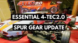 Traxxas 4 Tec 2 0 Gearing Chart Essential Traxxas 4 Tec 2 0 Update Regarding 55t Spur