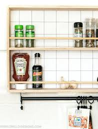 Hanging Spice Rack Bed Bath And Beyond Door Mounted Ikea Diy Hnging Rck