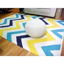 stunning outdoor floor rugs australia inside aqua navy yellow chevron natural cotton or