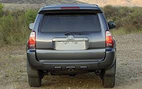 2009 Toyota 4Runner - Information and photos - ZombieDrive