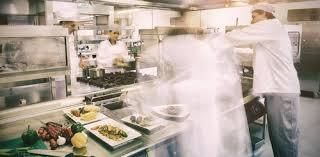 busy restaurant kitchen. Chefs Busy In Kitchen Restaurant S