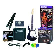 yamaha electric guitar. yamaha eg112c gigmaker electric guitar pack