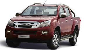 2018 Isuzu D-Max V-Cross pick up truck launched in India