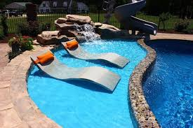 beach entry fiberglass pool best of fiberglass pool with tanning ledge google search