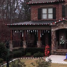 Commercial Snowfall Led Lights Residential Outdoor Christmas Light Display Snowfall
