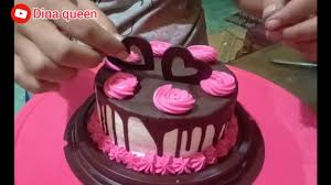 Uniknya, beberapa artis di bawah ini pernah mendapat kue ulang tahun bertema profesi, lho. Menghias Kue Ultah Mini Yang Simple Dan Mudah Youtube